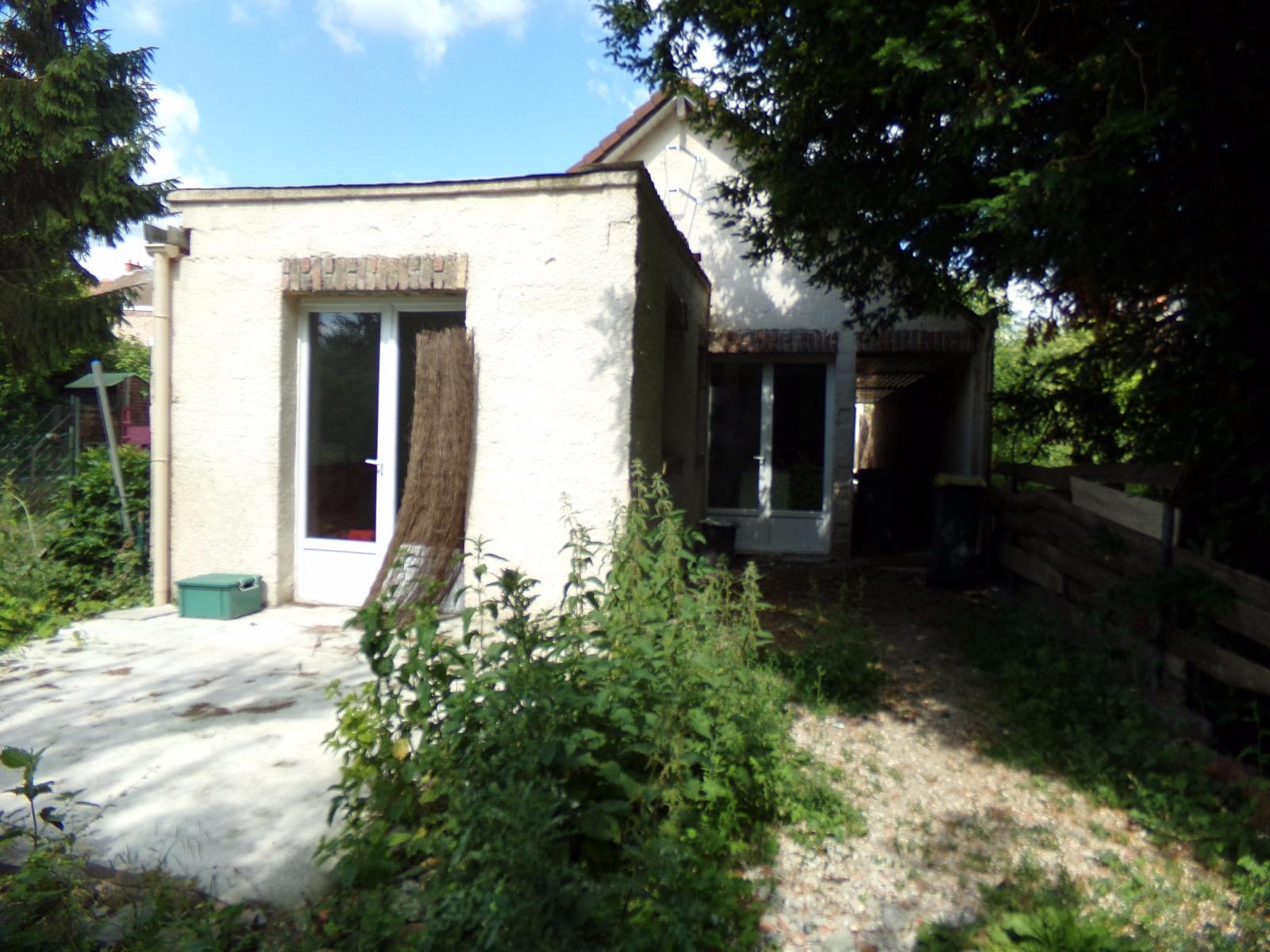 Vente maison d 39 environ 45 m possibilit de vivre en plain pied - Garage petit sains en gohelle ...
