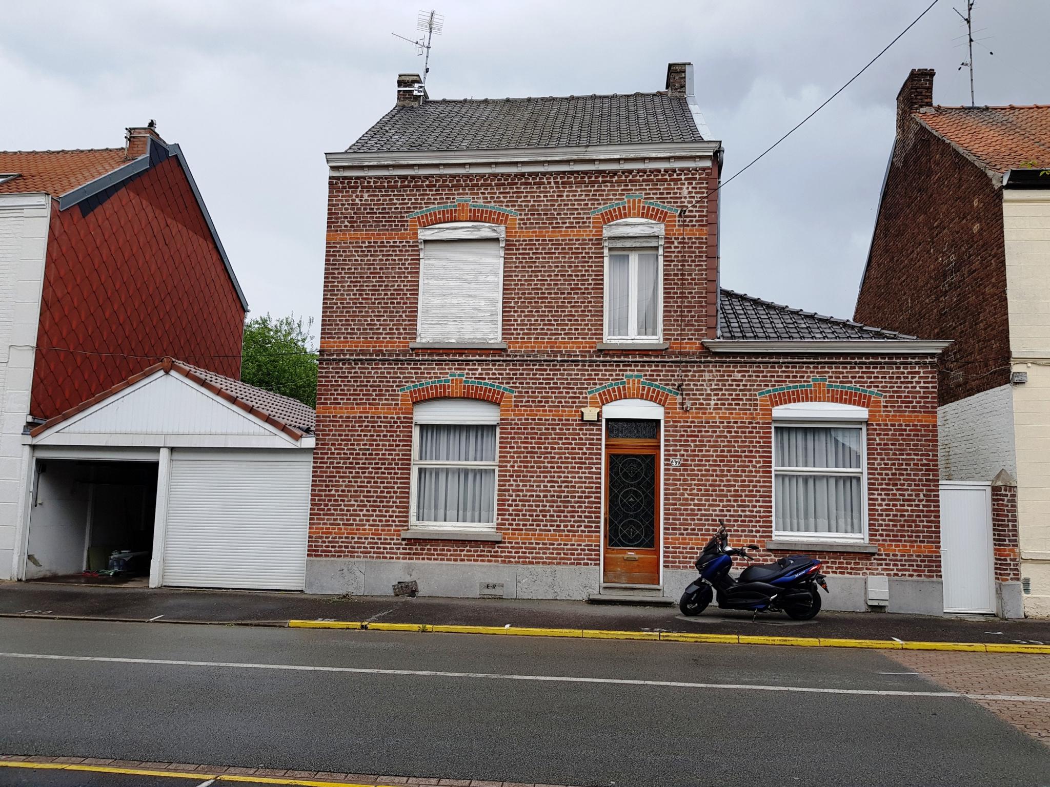 Vente maison individuelle - Garage petit sains en gohelle ...