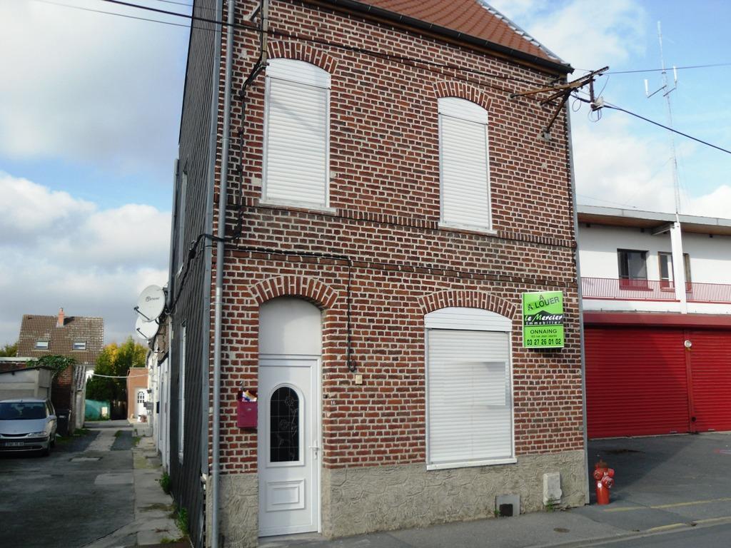 Vente maison de ville - Garage petit sains en gohelle ...