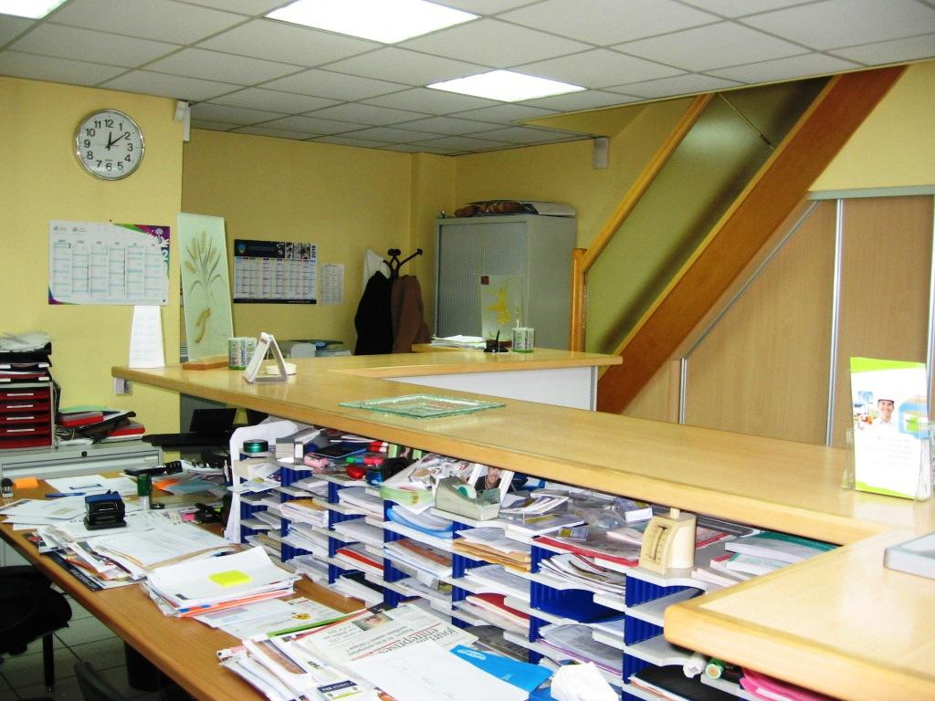 Vente immobilier professionnel ensemble d 39 atelier de bureaux et showroom - Garage petit sains en gohelle ...