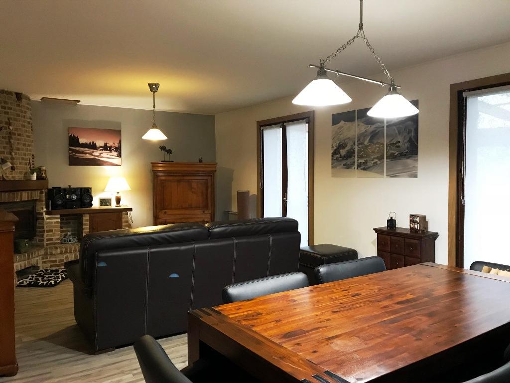 Vente pavillon individuel 3 chambres jardin garage - Garage petit sains en gohelle ...