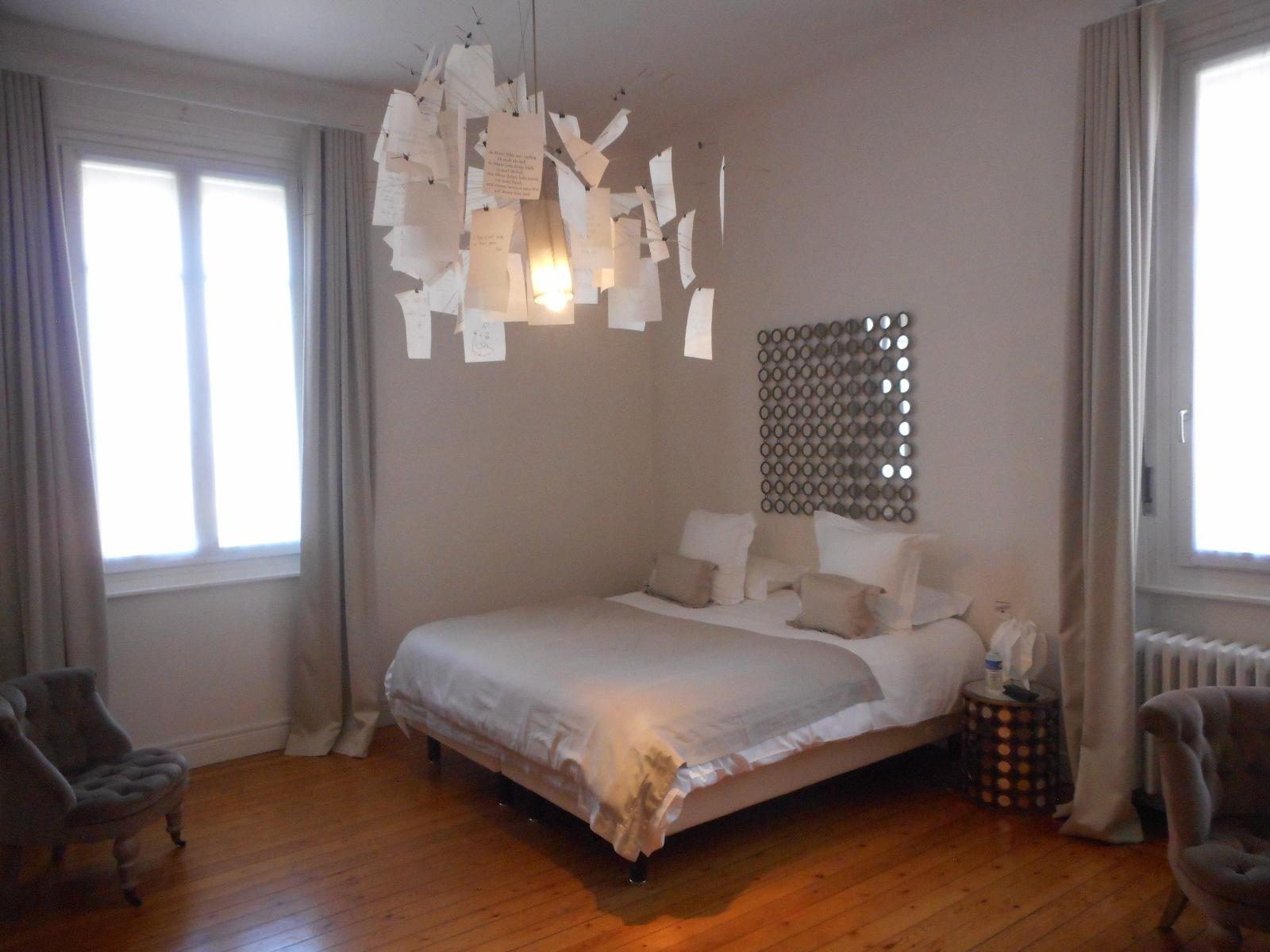 Hotel particulier Lille entièrement restauré  chambre  Annie Caillier 0683162981
