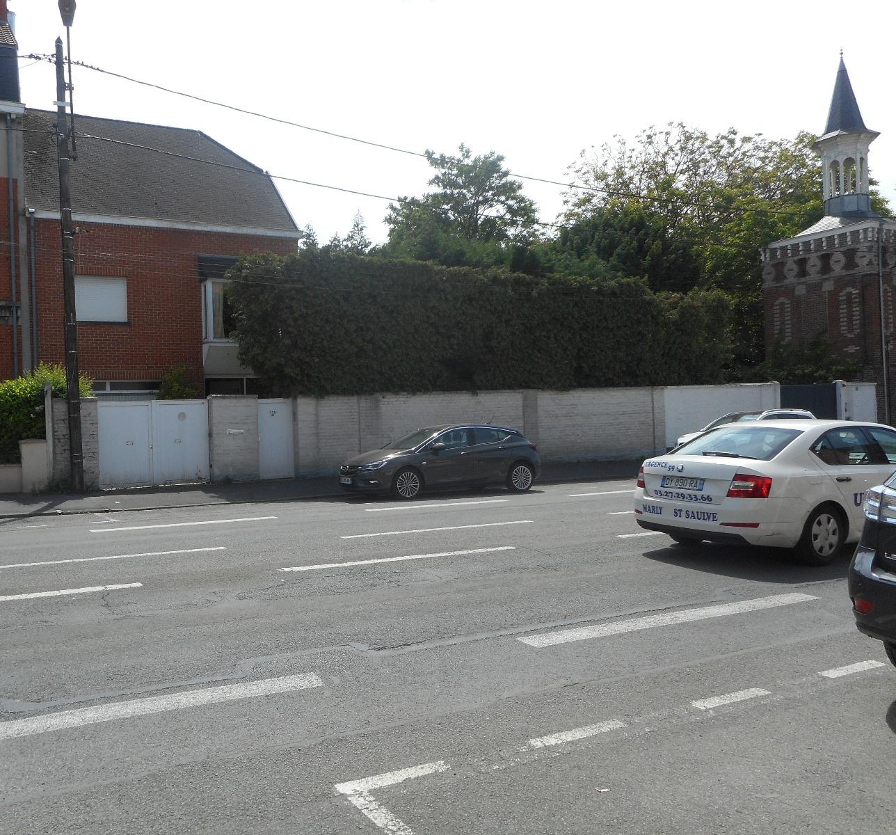 Vente maison valenciennes sur avenue pris e - Garage petit sains en gohelle ...